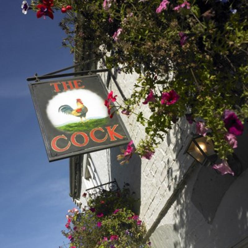 The Cock Hemingford Grey