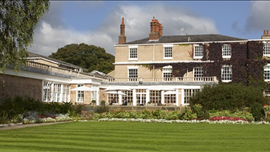 Langdale Restaurant at Rowton Hall Country House Hotel