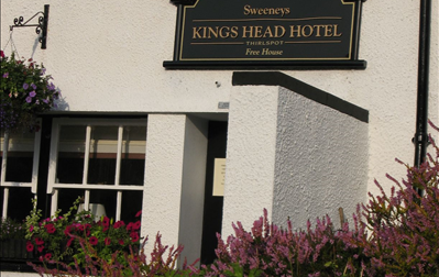 St. Johns Restaurant at The Kings Head