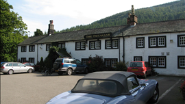 The Fell Restaurant at The Pheasant