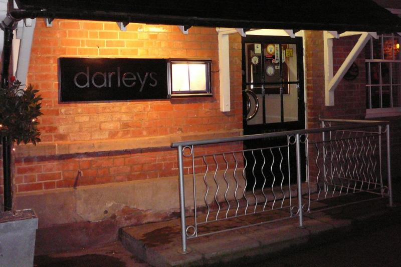 Darleys Modern British Restaurant Darley Abbey Derbyshire
