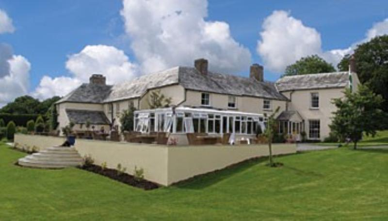 Blagdon Manor Beaworthy