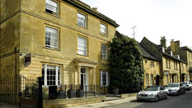 Cotswold House Hotel, Fig Restaurant