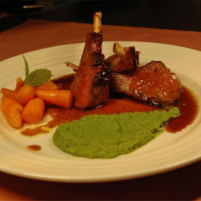 The Restaurant at Riverside Inn Aymestrey