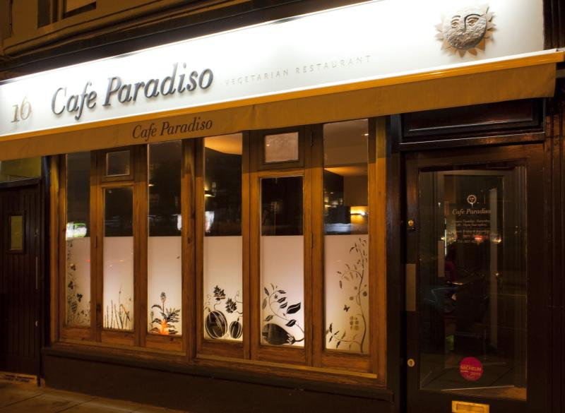 Caf� Paradiso