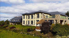 Moira's Restaurant, Cromleach Lodge