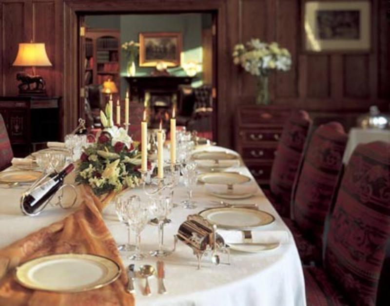 Hayfield Manor, Orchids Restaurant
