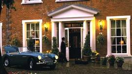 Hayfield Manor, Orchids Restaurant