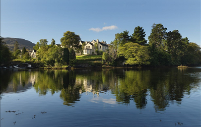 Sheen Falls Lodge, The Falls Restaurant