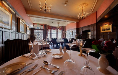 The Regency Hotel, Stephen Dedman Restaurant