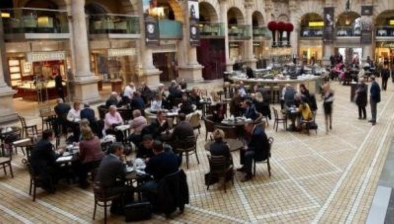 Royal Exchange Grand Caf� & Bar