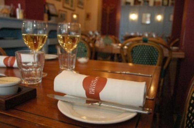 Boulevard Brasserie Covent Garden