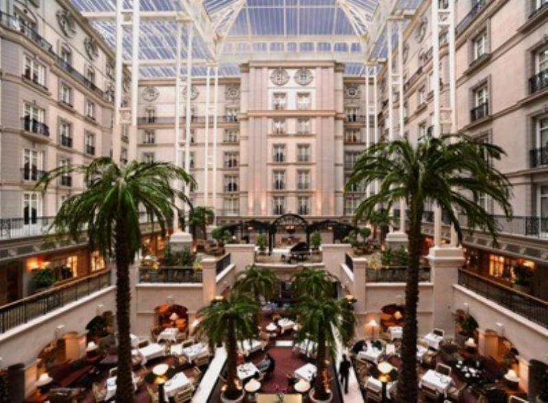 The Winter Garden Restaurant, The Landmark London