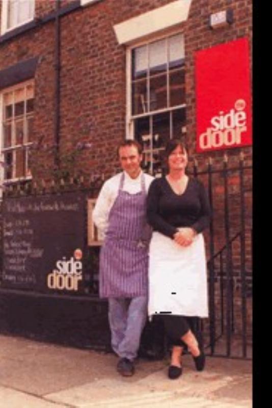 Side Door Restaurant Liverpool
