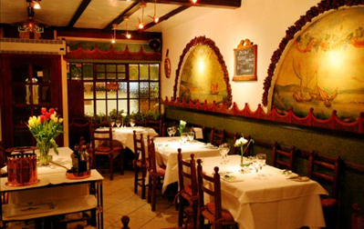 Trattoria Sorrentina Restaurant