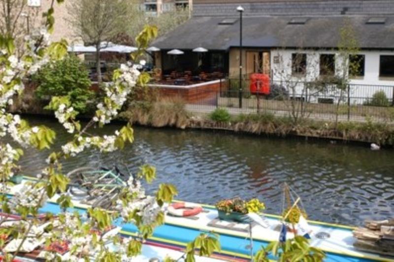 The Waterway Maida Vale