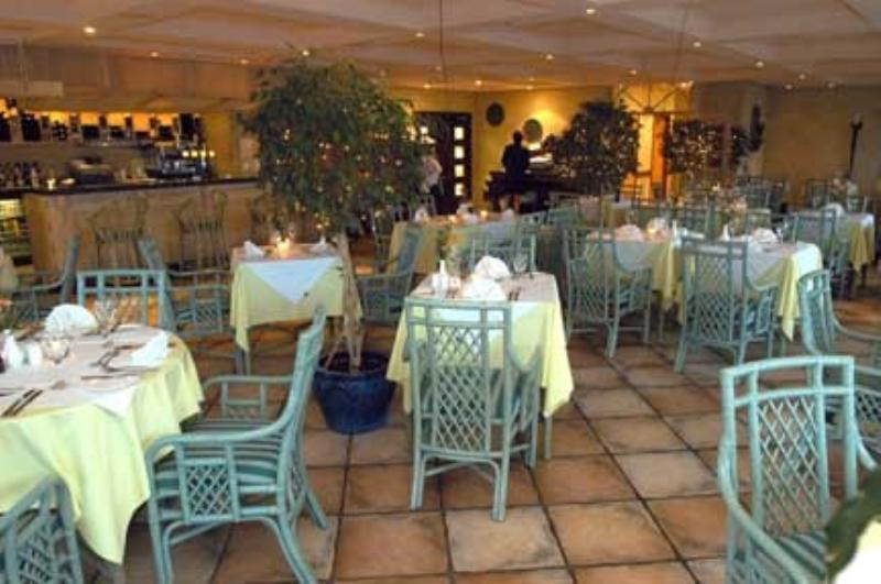 Welbeck Hotel, Roof Top Garden Restaurant