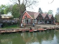 Cherwell Boathouse