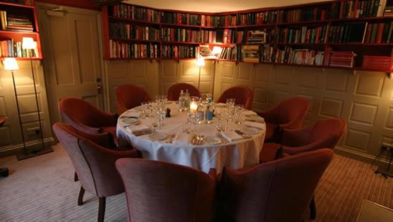 The Old Parsonage - Private Dining
