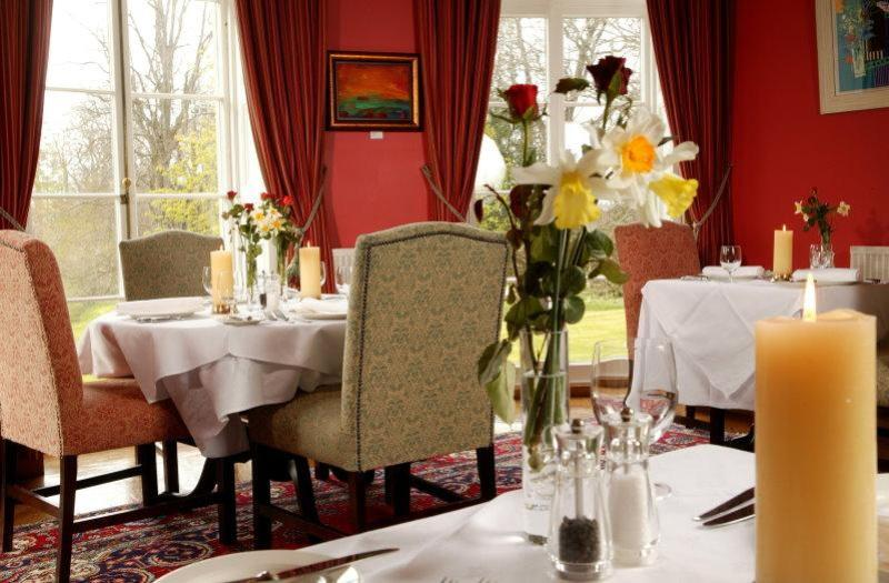 Boath House - Restaurant