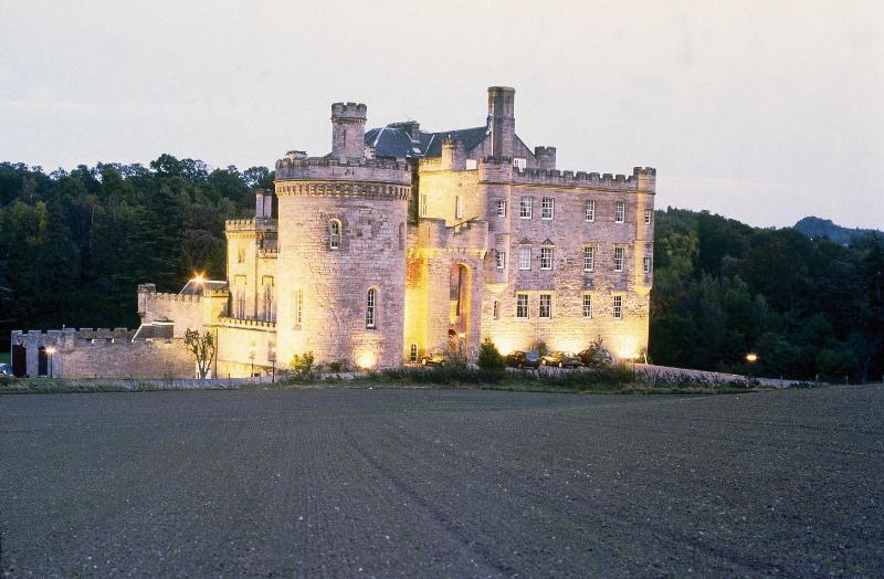 Dalhousie Castle Dungeon Restaurant Menu