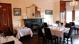 The Limetree Restaurant at Hartfell House