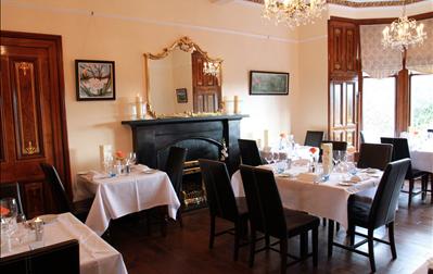 The Limetree Restaurant at Hartfell House