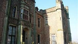 Cedar Restaurant at Rowton Castle Hotel