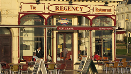 Regency Restaurant Local Gem