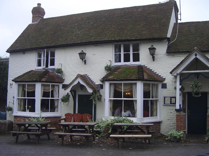 George and Dragon - Restaurant