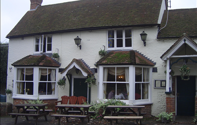 The George at Burpham