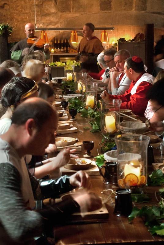 Blackfriars Restaurant, Newcastle upon Tyne