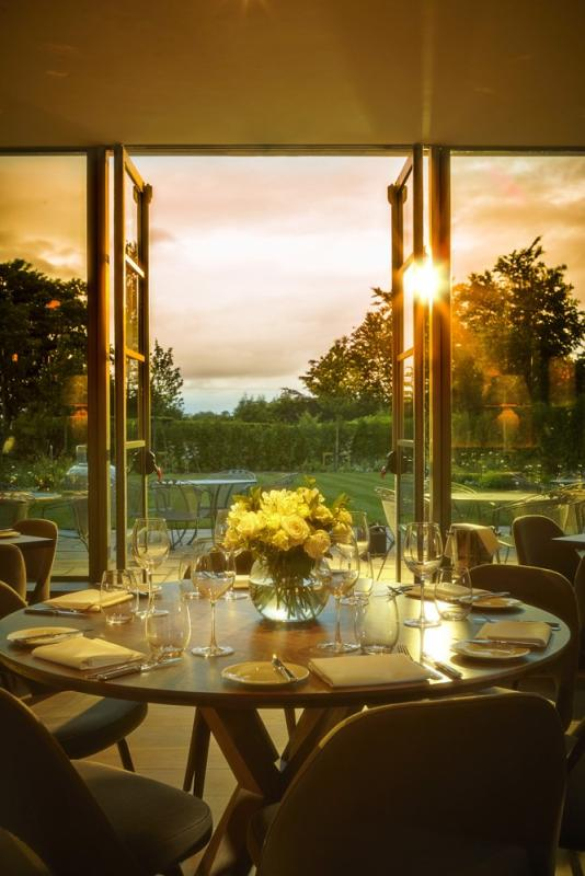 Garden Room Restaurant Dormy House
