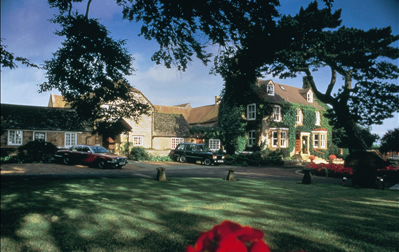 Dormy House Hotel, The Garden Room
