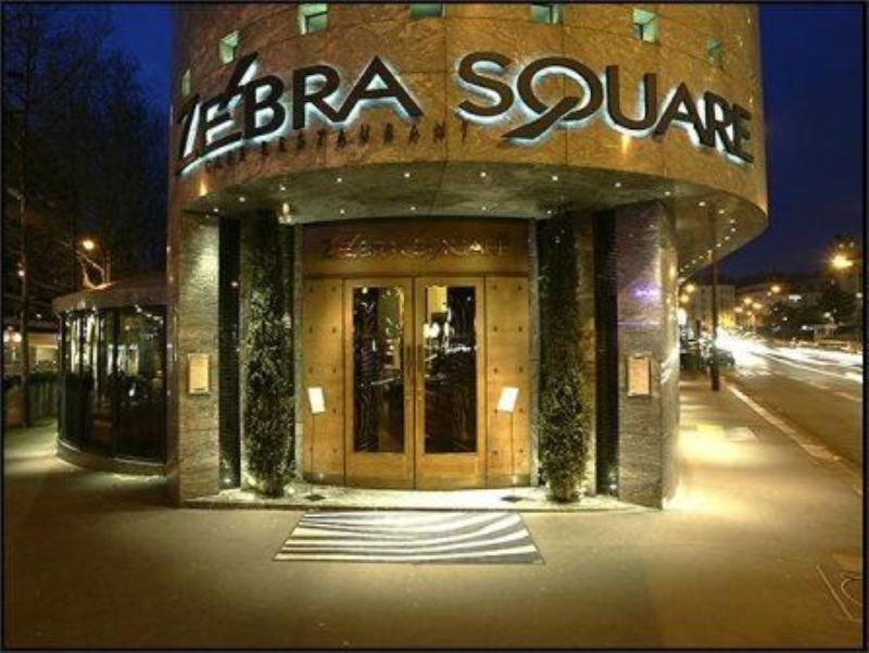 Zebra Square Paris