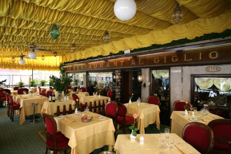 Al Giglio Restaurant Venice