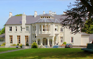 Ardmore Restaurant, Beech Hill Country House Hotel