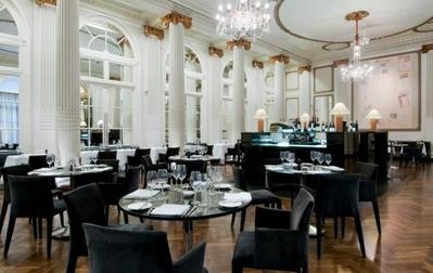 Homage Grand Salon, The Waldorf Hilton