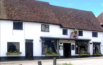 The Old Counting House
