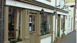 The Old Bakery Restaurant with Rooms Local Gem