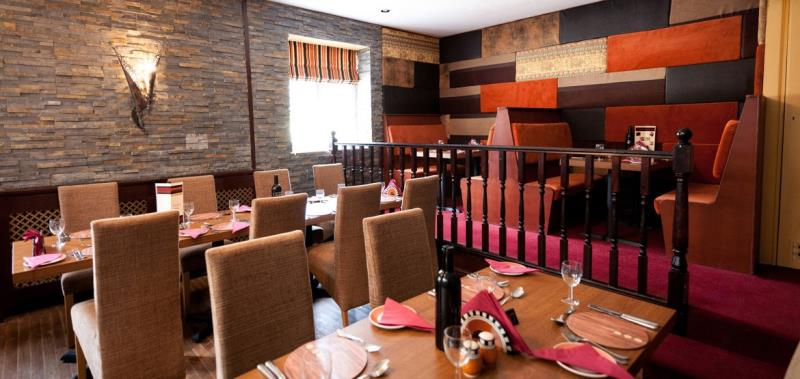 Court Colman Manor, Bokhara Brasserie