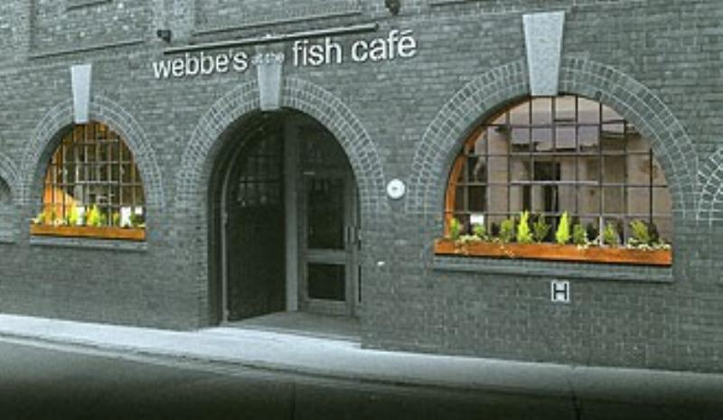 Webbe's at The Fish Café Rye