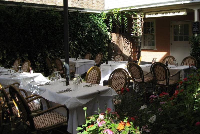 Al Fresco Dining @ La Buvette - Richmond