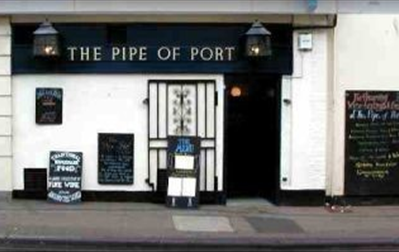 The Pipe of Port