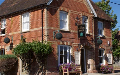 The Green Man Inn and Restaurant