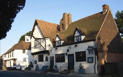 The Dog Inn at Wingham