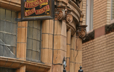 Mr Thomas's Chop House