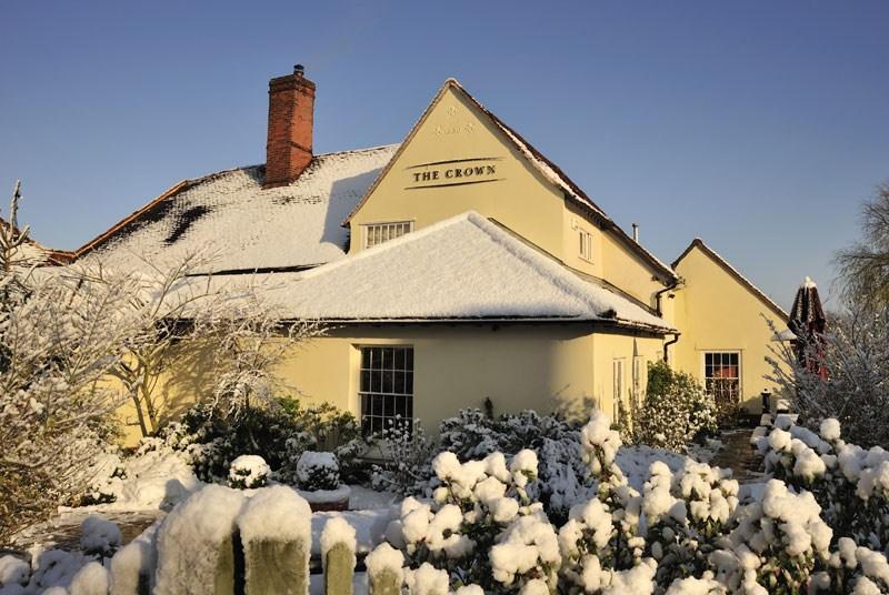 The Crown Gastro Pub Restaurant Stoke By Nayland Suffolk