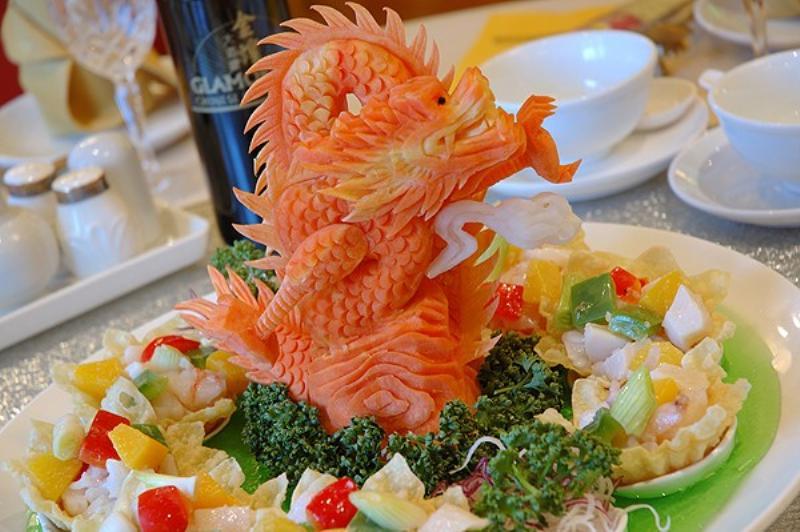 Glamorous Chinese Restaurant