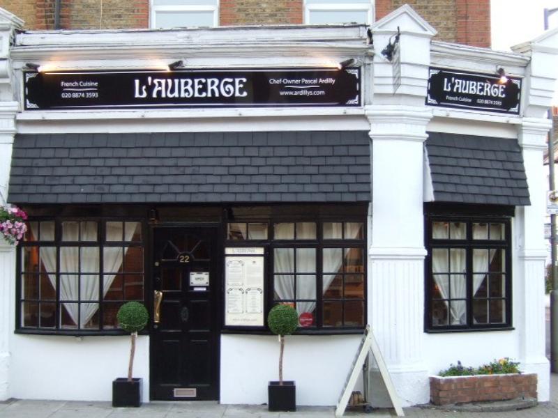L'Auberge Restaurant Putney